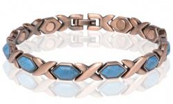 Buy Magnetic Multi Color Stone Bracelet