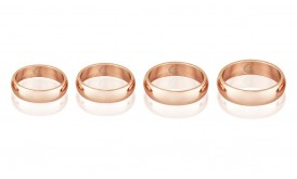 Magnetic Pure Copper Bands 6mm