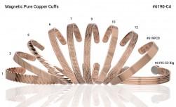 Buy Magnetic Pure Copper Cuff Big Magnet