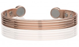 Magnetic Pure Copper Cuff Big Magnet