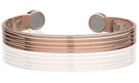 Magnetic Pure Copper Cuff Big Magnet