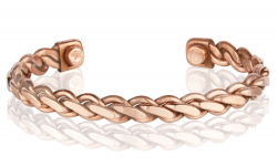 Buy Magnetic Pure Copper Cuff in Fairfield, California