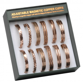 Magnetic Pure Copper Cuff