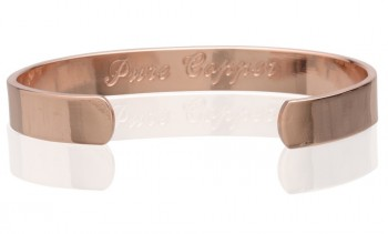 Magnetic Pure Copper Cuffs in California