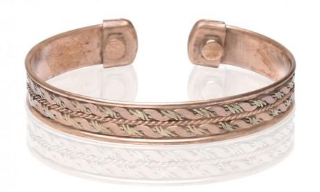 Magnetic Pure Copper Cuffs