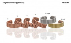 Buy Magnetic Pure Copper Ring