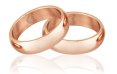 Magnetic Pure Copper Rings & Bands