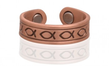 Magnetic Pure Copper Rings & Bands in California