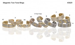 Buy Magnetic Two Tone Ring in Tulsa, Oklahoma
