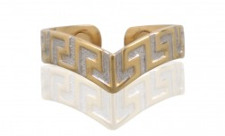 Buy Magnetic Two Tone Ring