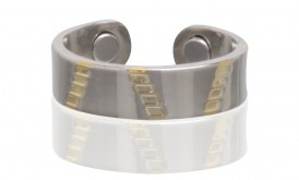 Magnetic Two Tone Ring
