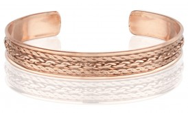 Pure Copper Cuffs